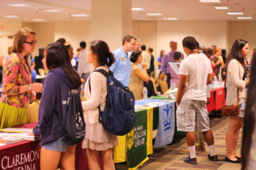 How To Make The Most Of College Fairs