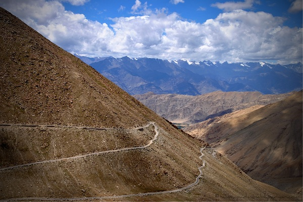 Chang La Road Ladakh