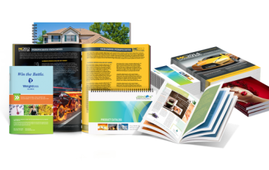 Getting The Services Of Booklet Printing From 55printing