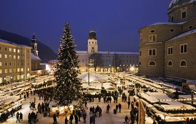 Salzburg Christmas Market Guide
