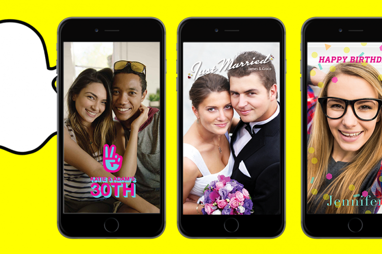 How To Buy Custom Snapchat Filters