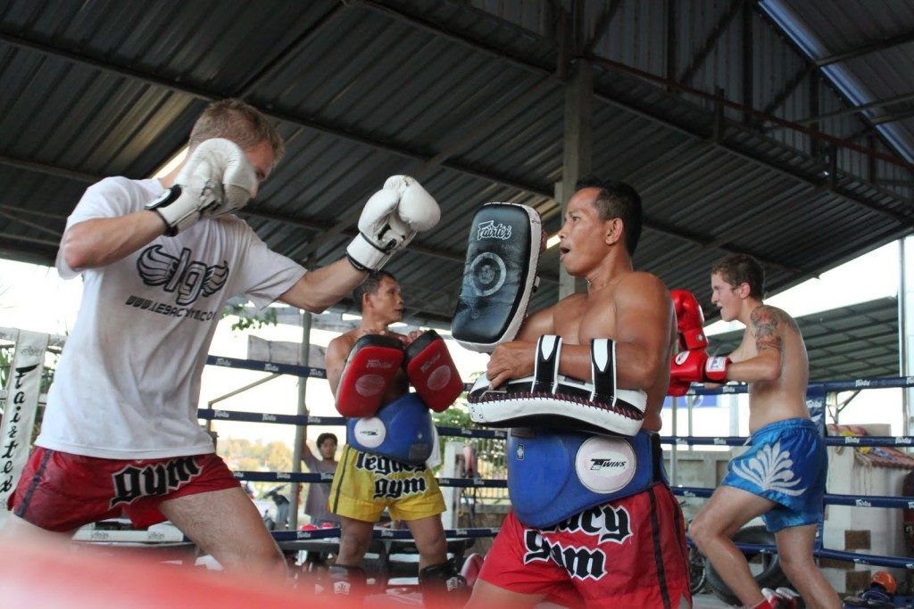 Muay Thai Gym In Thailand For Travel