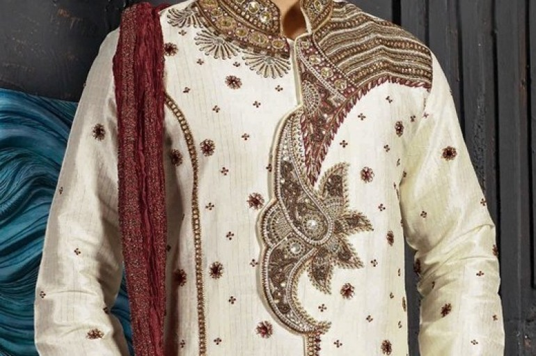 """Sherwani"" All For Men: History Of Trends"