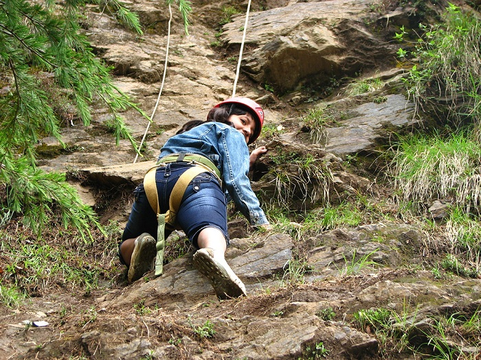 Taste The Rreal Thrill and Adventure While Trekking In Chopta