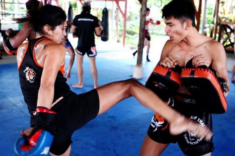 Muay Thai Training Can Help You Get In Shape During Your Holiday Travel