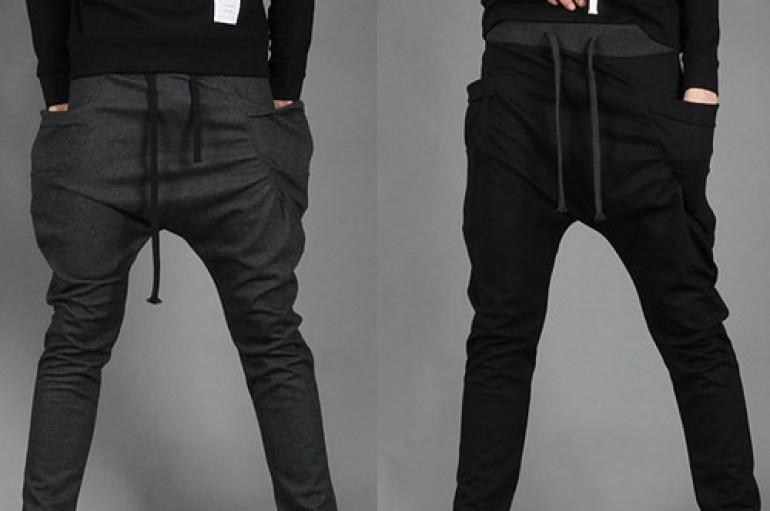 Calfskin Jogger Pants Make You Look Hot