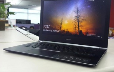 Acer Aspire S 13: An Excellent Ultrabook