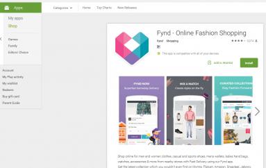 Enjoy Online Shopping By Availing Voonik For Men App