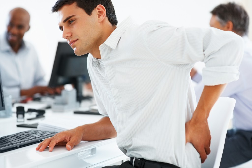How To Eliminate Back and Neck Pain At Work