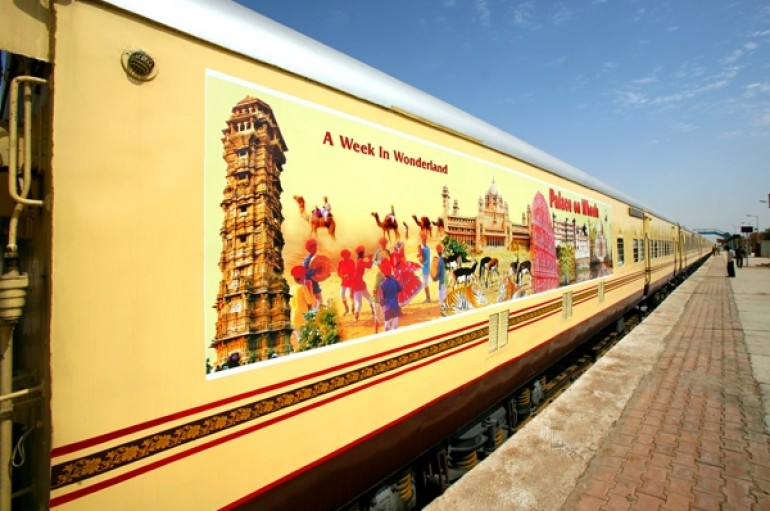 Palace On Wheels Departure Dates 2016-2017