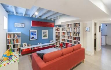 Unique Ceiling Design Ideas For Contemporary Basement