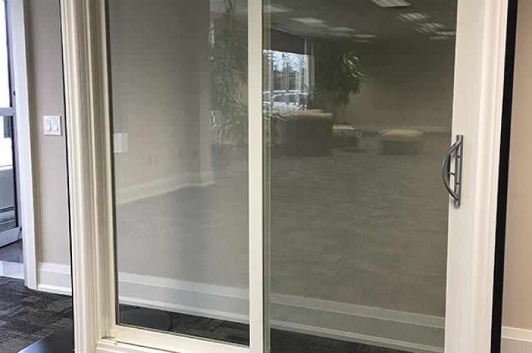 Why Is It Necessary To Install Sliding Patio Doors With Window Treatments?