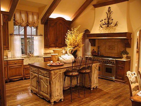 Elements Of French Country Home Decor