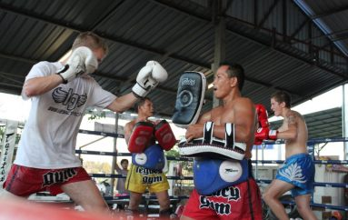 Muay Thai Gym In Thailand For Travel