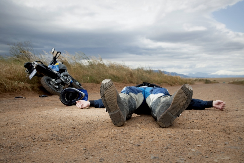Emotional Damages After A Motorcycle Accident