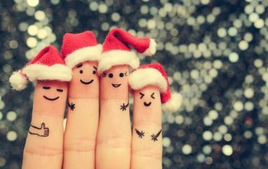 Christmas Starts Now