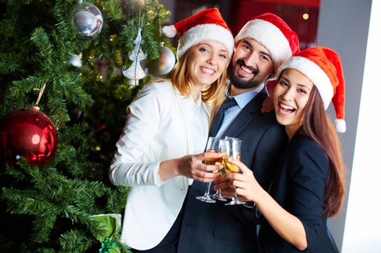 How to Survive Your Office Christmas Party